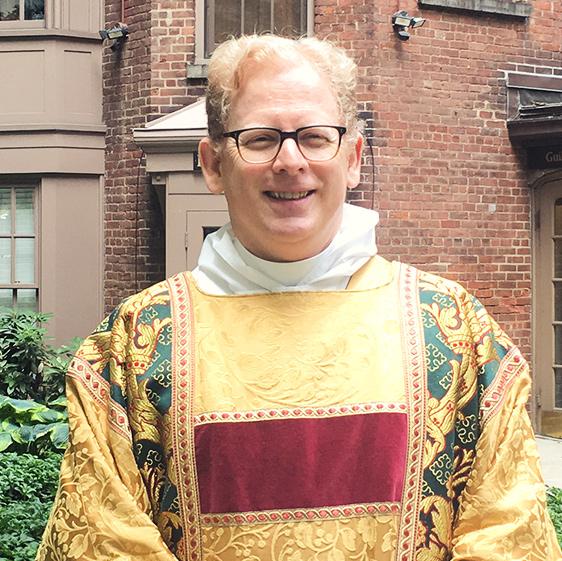 The Rev. Ian Betts