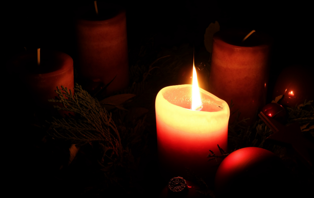 Christmas Candlelight Concert: Vivaldi's Gloria and the Magnificat from Monteverdi's Vespers of 1610