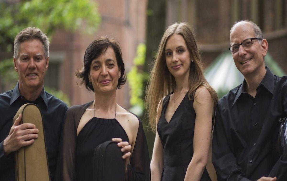 Franz Joseph Haydn: quartets Op. 64
