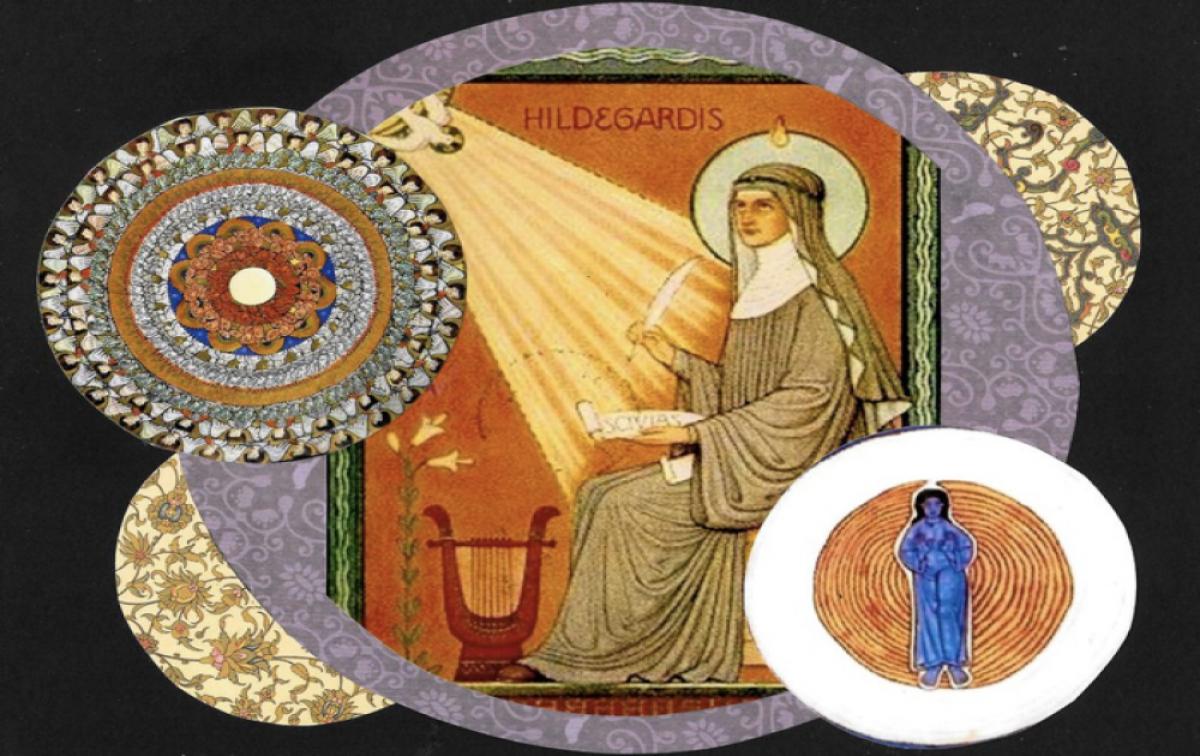 Lenten Day of Reflection: St. Hildegard of Bingen