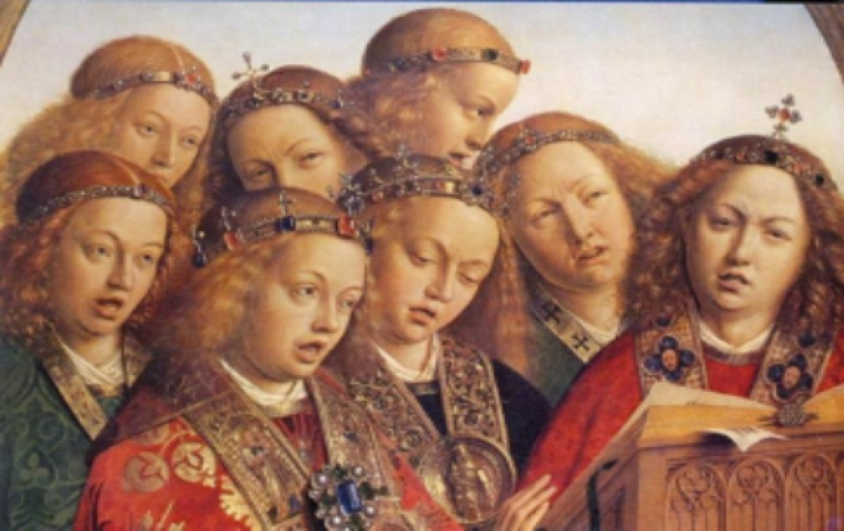 Liturgical Music History