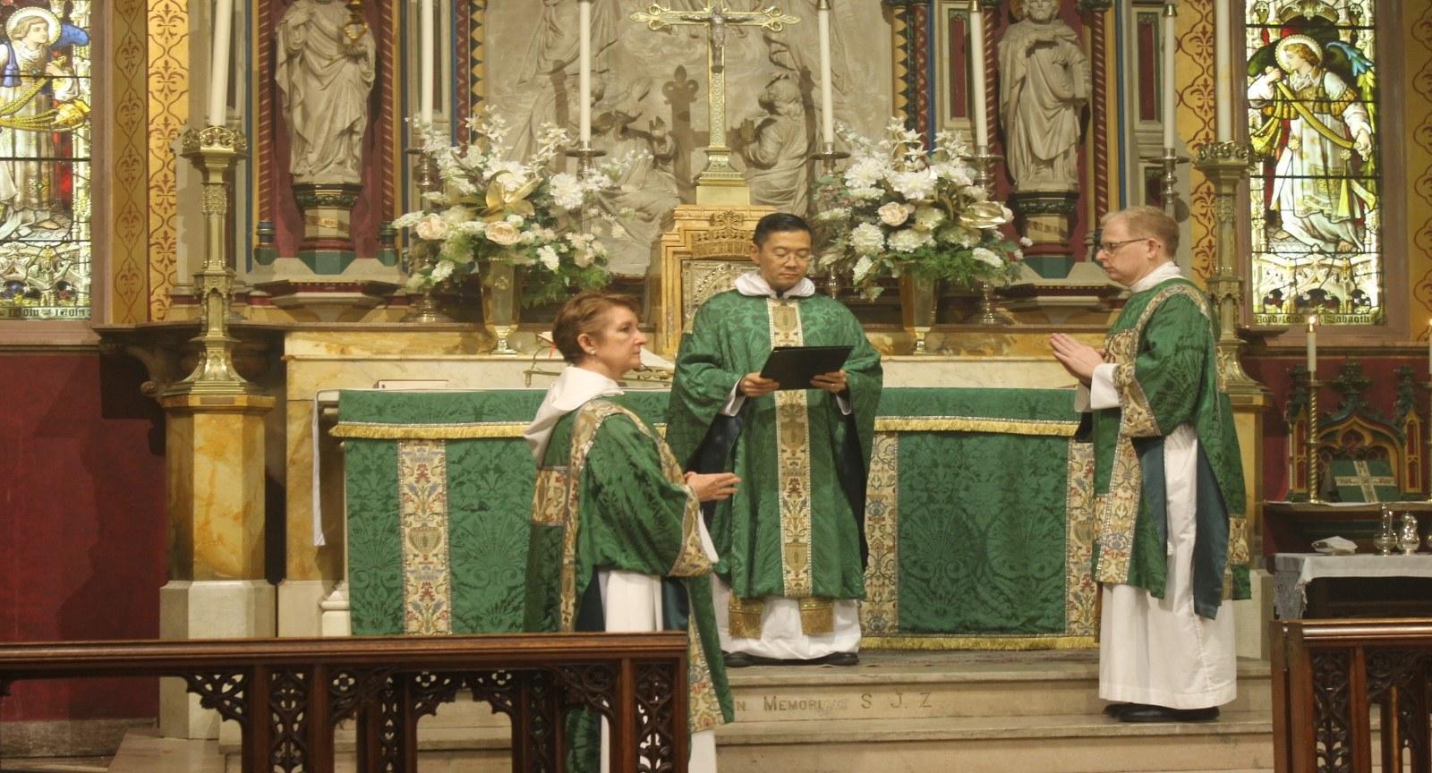 An Anglo-Catholic parish in Manhattan's NoMad neighborhood