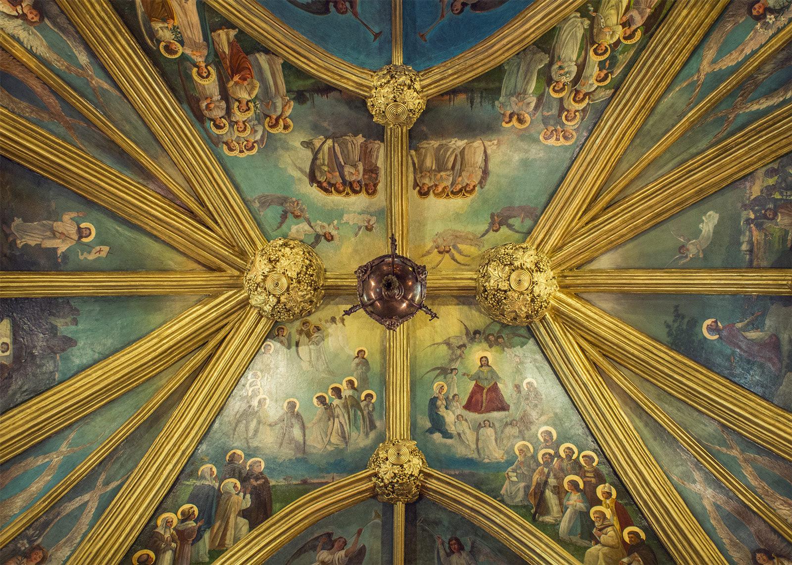 The St. Joseph of Arimathea Chapel